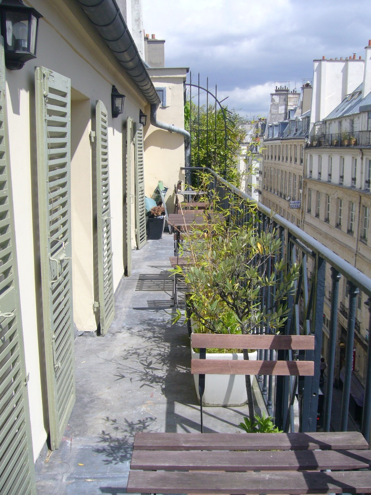 Exemples de transactions - Appartement toit terrasse paris ...